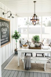 Farmhouse Porch Ideas Beautiful Chaos Market