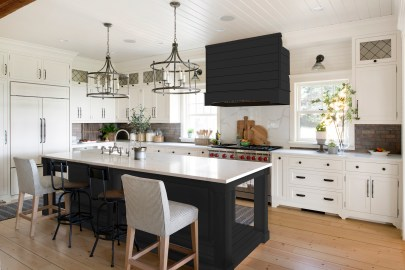 Homestead Farm Modern Kitchen