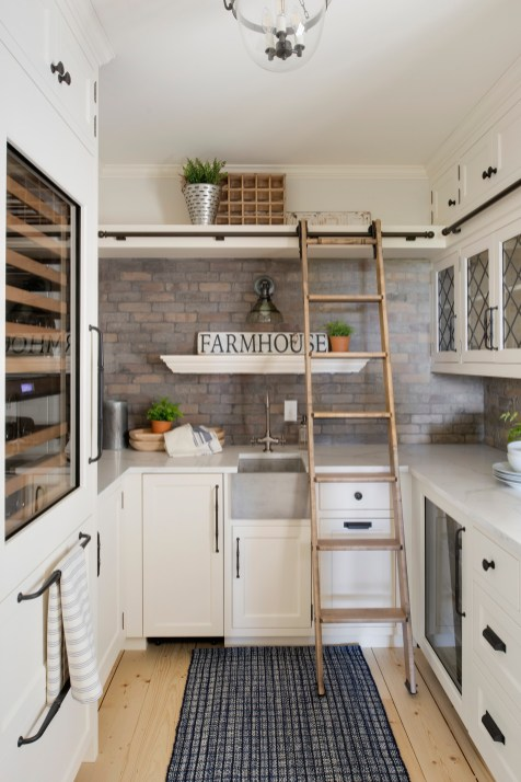 Orono Home Renovation Butlers Pantry Ideas