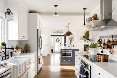 country kitchen island