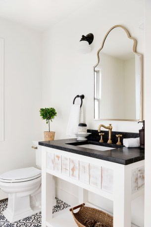 powder room design inspiration