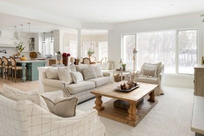 White Living Room Inspiration