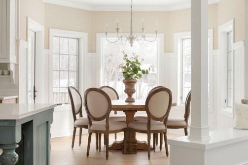 Lake Minnetonka Dining Room Interior Designer