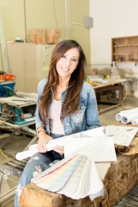 Sarah Martin, Owner of Beautiful Chaos Interior Design & Styling