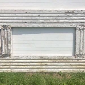 Architectural Salvaged Home Decor