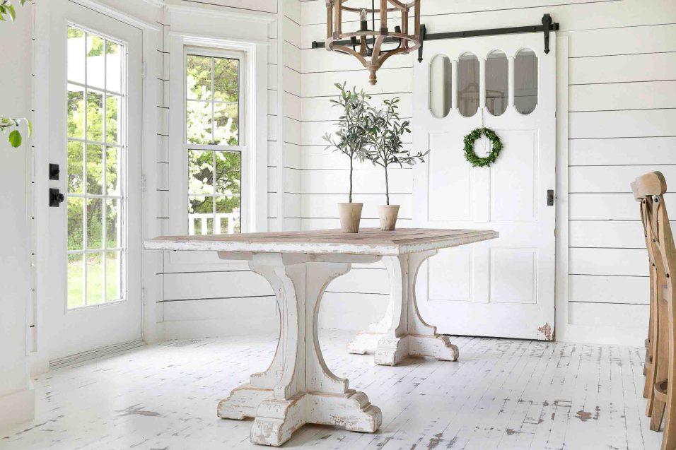 Lydia Farmhouse Table