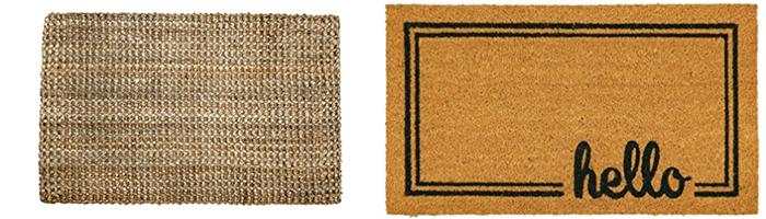fall welcome mats