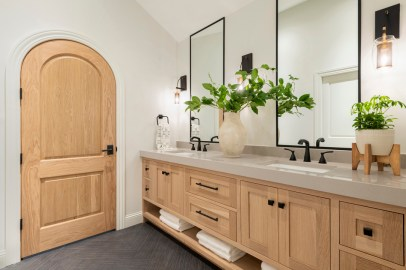 Modern Bathroom Renovation in Eden Prairie