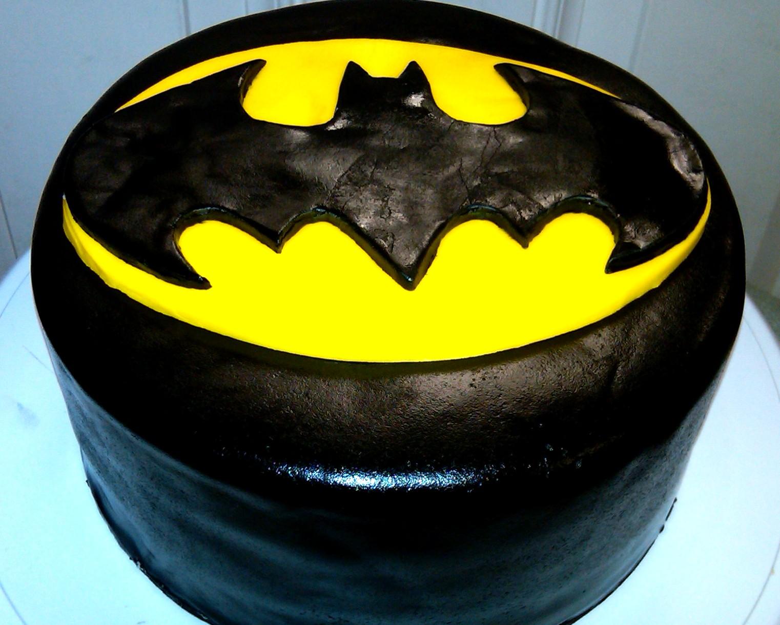 Great Cake Batman Beautifulcravings