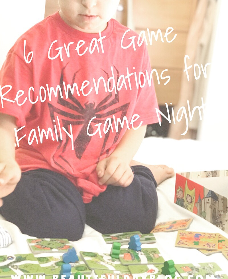 6 Reasons You Need to Have Family Game Night!