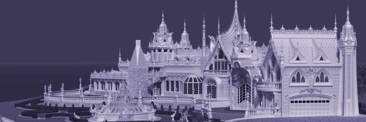 fantasy castles castle futuristic gothic mansion architecture dream estate mansions palaces plans fantastic homes luxury dreamhomedesignusa another styles blueprint custom