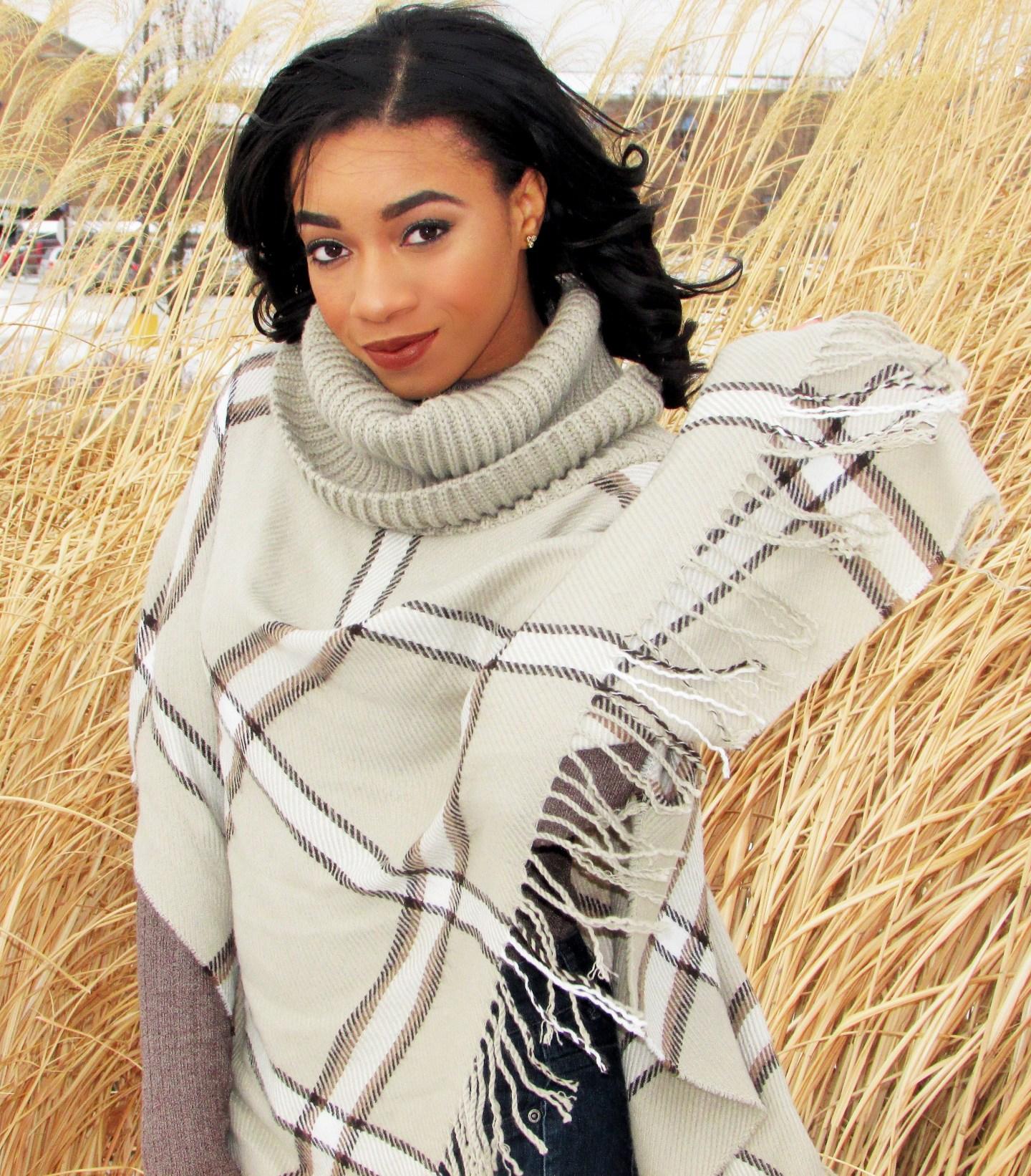Fabulous Winter Poncho