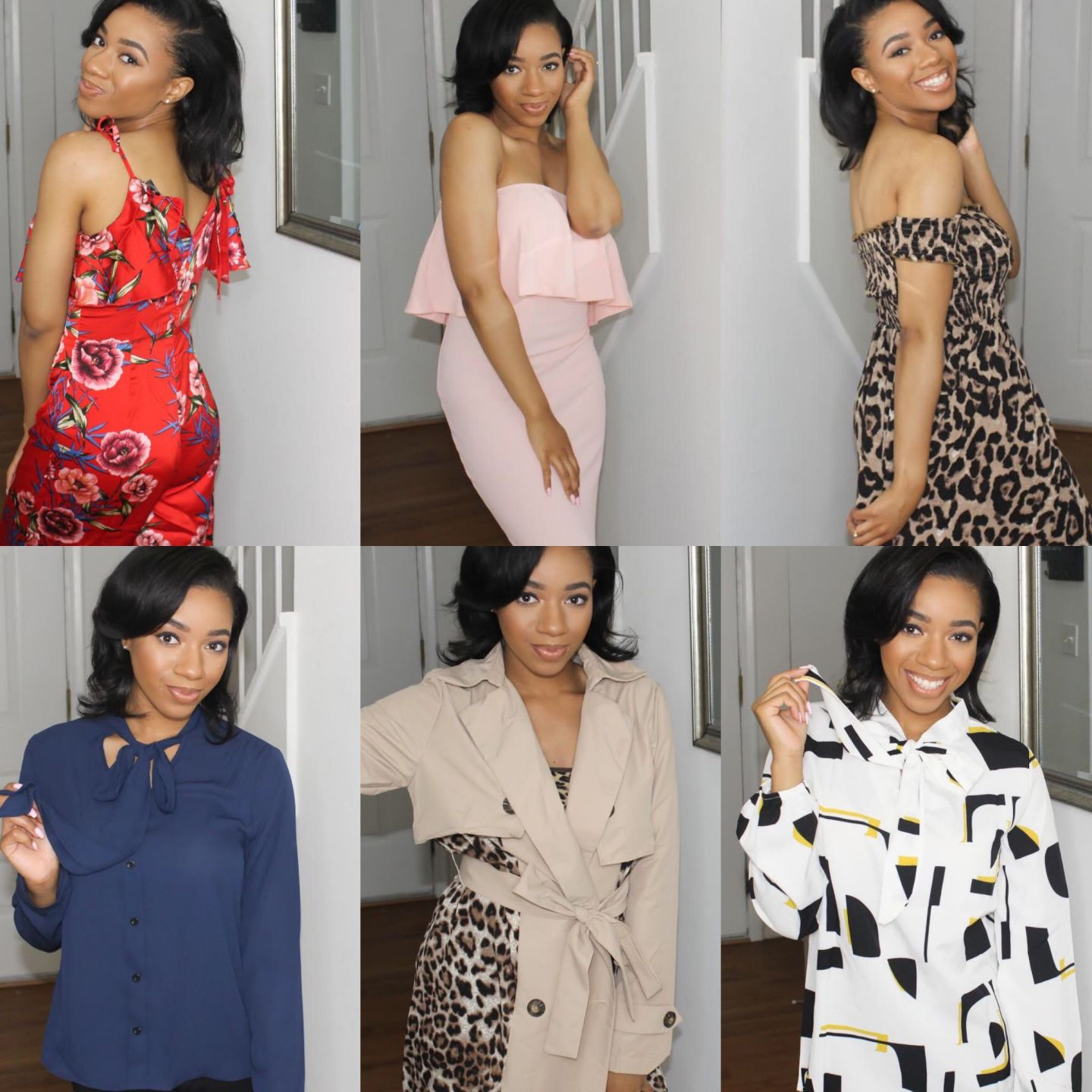 SHEIN Work & Play Try-On Haul