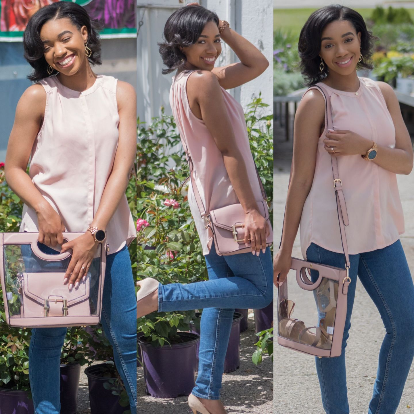 The Perfect Summer Bag: Styled 3 Different Ways