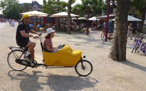 Clog Bikes - Amsterdam The Netherlands - July 2014