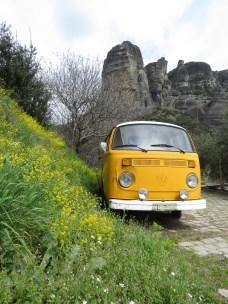 Meteora Greece - Slug Bug! - Anika Mikkelson