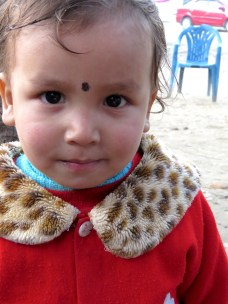 A young boy I had the pleasure of meeting while enjoying a coffee in Lumbini, Nepal - Anika Mikkelson - Miss Maps