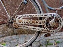 Crescent Bicycle in Rimini Italy