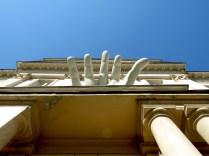 The Hand at Collegium Nobilium Building - Warsaw- Read more at www.MissMaps.com