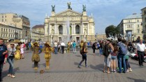 Lviv Main Square by Anika Mikkelson - www.MissMaps.com