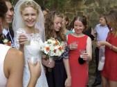 Wedding Day Cheers - Anika Mikkelson - Miss Maps - www.MissMaps.com