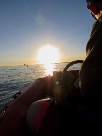 A trip into the setting sun - Limassol Cyprus - by Anika Mikkelson - Miss Maps - www.MissMaps.com