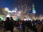 Manger Square in Bethlehem Comes Alive on Christmas Eve - by Anika Mikkelson - Miss Maps - www.MissMaps.com