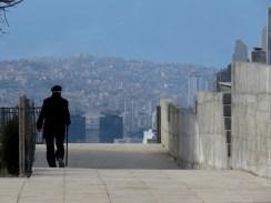 Walking on the Edge of Life - Sarajevo, Bosnia and Herzegovina BiH - by Anika Mikkelson - Miss Maps - www.MissMaps.com