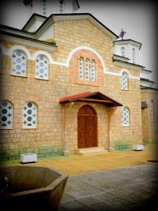 Kalishta Monastery - Struga Macedonia - by Anika Mikkelson - Miss Maps - www.MissMaps.com