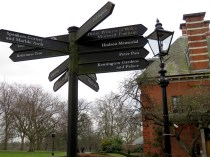 Kensington Gardens Directions - London, England, United Kingdom - by Anika Mikkelson - Miss Maps