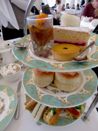 Tea Time Sweets and Savories - London, England, United Kingdom - by Anika Mikkelson - Miss Maps