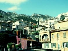 The upper part of Monaco - on the way to the tip top - Monaco - by Anika Mikkelson - MissMaps.com