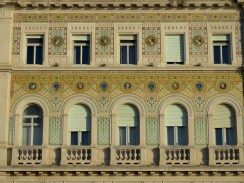 Government Palace - Trieste Italy - by Anika Mikkelson - Miss Maps - www.MissMaps.com