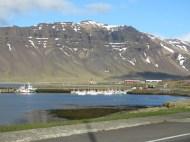 On the Bay - Western Iceland - by Anika Mikkelson - Miss Maps - www.MissMaps.com