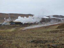 Steaming Grounds from Geothermal Activity in Northwestern Iceland - by Anika Mikkelson - Miss Maps - www.MissMaps.com