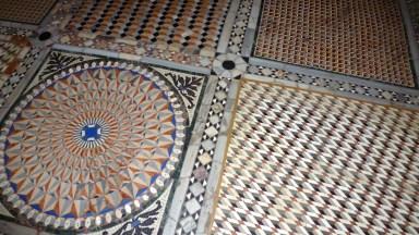 Those floors make a math teacher proud - Venice Italy - by Anika Mikkelson - Miss Maps - www.MissMaps.com