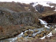 Waterscapes of Northern Iceland - by Anika Mikkelson - Miss Maps - www.MissMaps.com