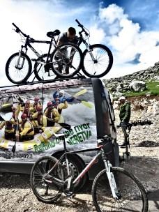 Getting Ready for Biking with Visit Konjic - Bosnia and Herzegovina - by Anika Mikkelson - Miss Maps - www.MissMaps.com