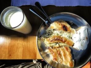 Hearty Breakfast at Beregdzinica Asdz - Sarajevo - Bosnia and Herzegovina - by Anika Mikkelson - Miss Maps www.MissMaps.com