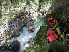 The Travel Blog Crew Canyoning on Rakitnica River - Bosnia and Herzegovina BiH - photo by VisitKonjic.com