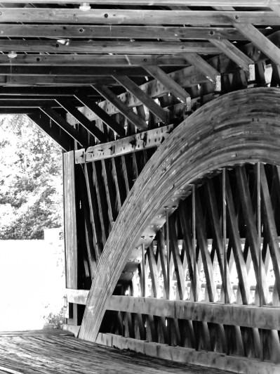 Covered Bridges of Ohio - Stop 5 - by Anika Mikkelson - Miss Maps - www.MissMaps.com