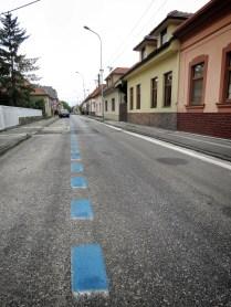Cute Streets - Nitra Slovakia - by Anika Mikkelson - Miss Maps - www.MissMaps.com