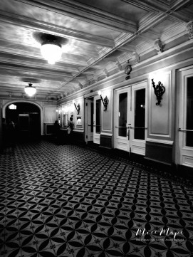 Alexandrinsky Theater Entrance - St Petersburg Russia - by Anika Mikkelson - Miss Maps - www.MissMaps.com