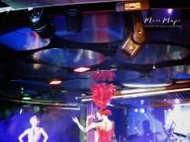 On board entertainment - Cruise Helsinki to St Petersburg - by Anika Mikkelson - Miss Maps - www.MissMaps.com
