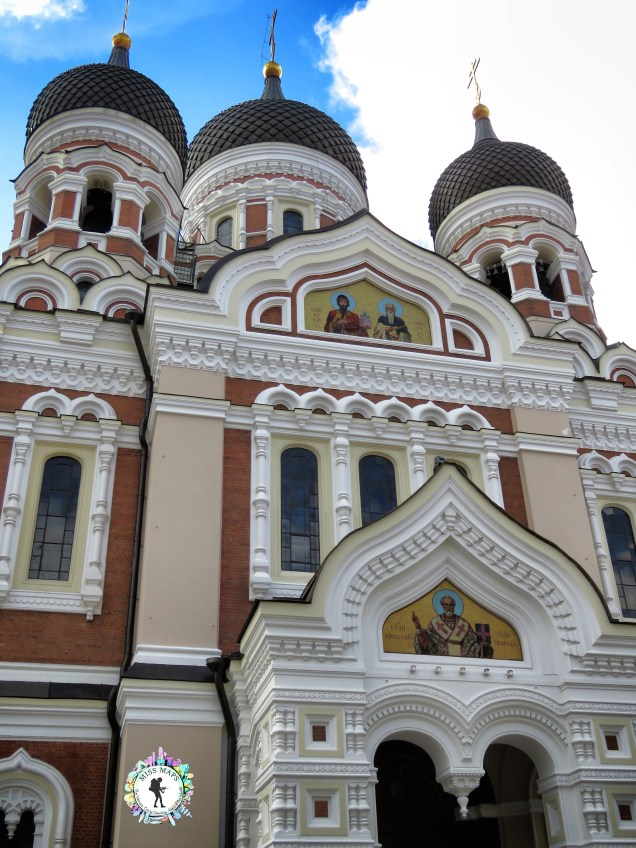 Roman Catholic Church - Tallinn Estonia - by Anika Mikkelson - Miss Maps - www.MissMaps.com