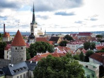 Tallinn Estonia Baltic Sea