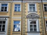 Windows of Riga Latvia 14 - by Anika Mikkelson - Miss Maps - www.MissMaps.com