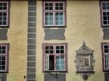 Windows of Riga Latvia 3 - by Anika Mikkelson - Miss Maps - www.MissMaps.com