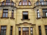 Windows of Riga Latvia 31 - by Anika Mikkelson - Miss Maps - www.MissMaps.com