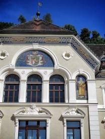 Liechtenstein Hall - The Road to Liechtenstein - by Anika Mikkelson - Miss Maps - www.MissMaps.com